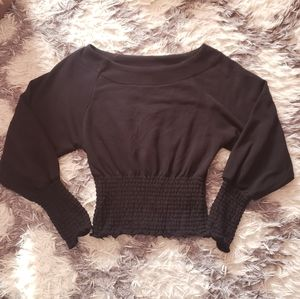 Urban outfitters black top S